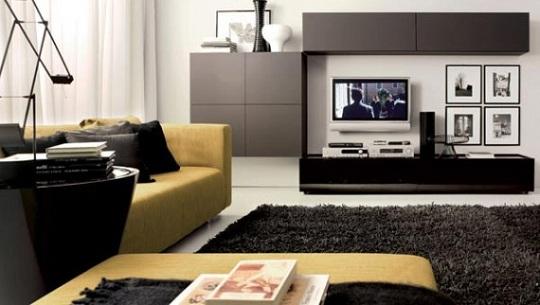 Идеи вашего дома. Оформляем гостиную