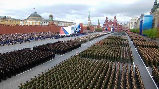 9 мая - 66-я годовщина Дня Победы