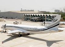 Первый приватный аэропорт в Абу-Даби