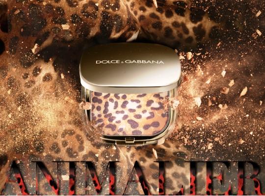 Леопардовая коллекция Animalier от Dolce & Gabbana