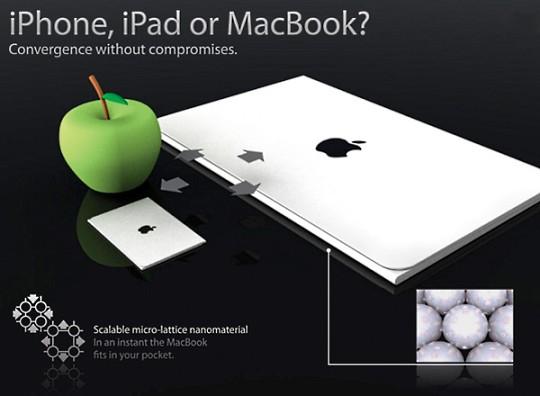 Apple MacBook 2020 года от Томмазо Геччелина