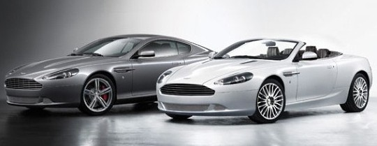Aston Martin - любимый суперкар у британцев