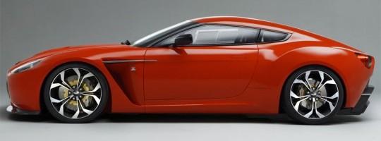 Aston Martin V12 Zagato - лучший концепт в Италии