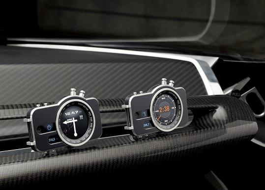 Концерн BMW презентовал уникальный концепт BMW 328 Hommage