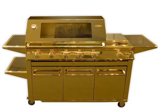 Золотое барбекю от Beefeater