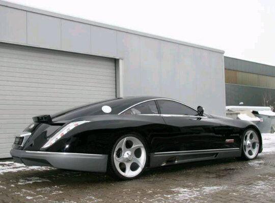 Рэпер Birdman купил за  000 000 Maybach Exelero
