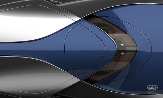 Спортивная яхта Sang Bleu от Bugatti Veyron