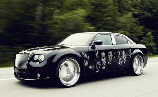 Люксовый Chrysler 300C SRT8 от After FX Customs