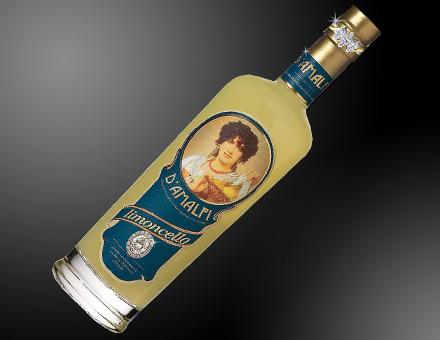 D' Amalfi Limoncello Supreme - самый дорогой ликер за ,8 млн от Стюарта Хьюза