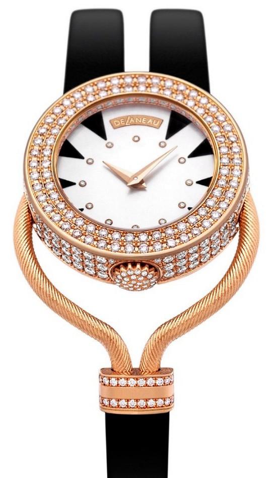 Часы Open Magic от DeLaneau