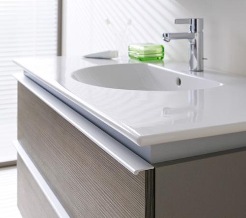 Дизайнерская линия сантехники и мебели для ванной от Duravit