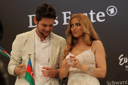 Пресс-конференция с финалистами конкурса Евровидение-2011