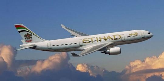 Прекрасные ночи в эмиратах за счет авиакомпании Etihad Airways