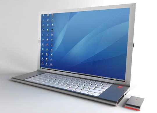 Feno - раскладной ноутбук будущего
