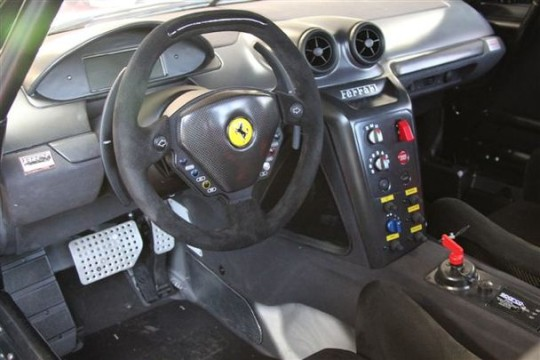 Ferrari 599XX выставили на продажу за  млн