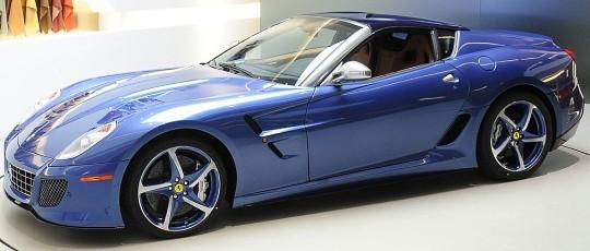 Ferrari Superamerica 45 для г-на Каликова