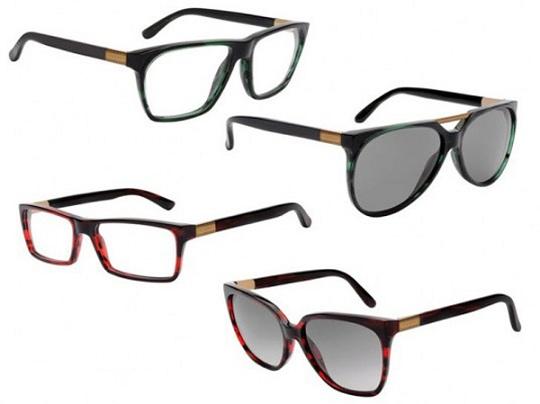 Экологически чистые очки от Gucci и Safilo Group