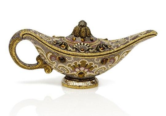 Сумочка Habibi - лампа Алладина для принцесс
