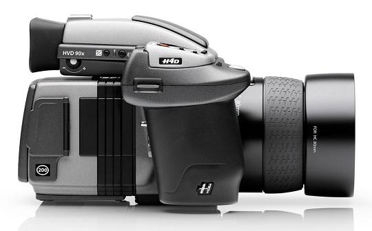 Hasselblad выпустила 200-мегапиксельную камеру H4D-200MS