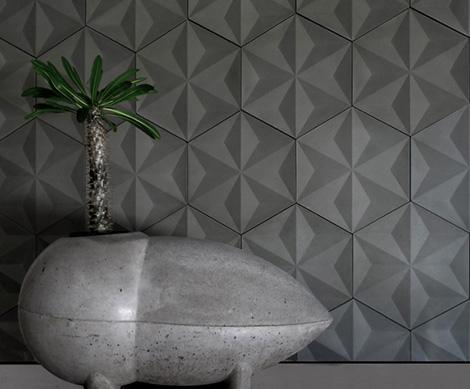 3D панели для стен от дизайнерского бренда Ogassian