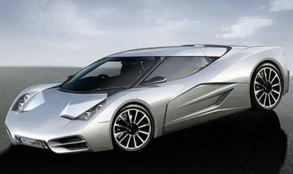 McLaren анонсировал выпуск суперкара Mega Mac