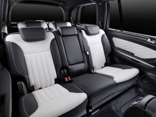 GL-Class Grand Edition - самый роскошный внедорожник Mercedes-Benz