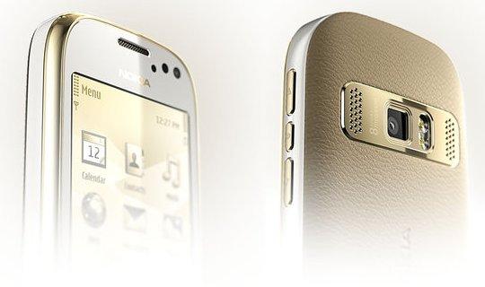 Nokia Oro - люксовый смартфон от NOKIA