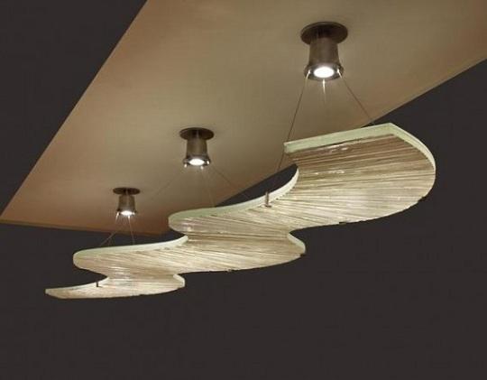 Подвесной светильник от дизайнерской студии FINNE Architects