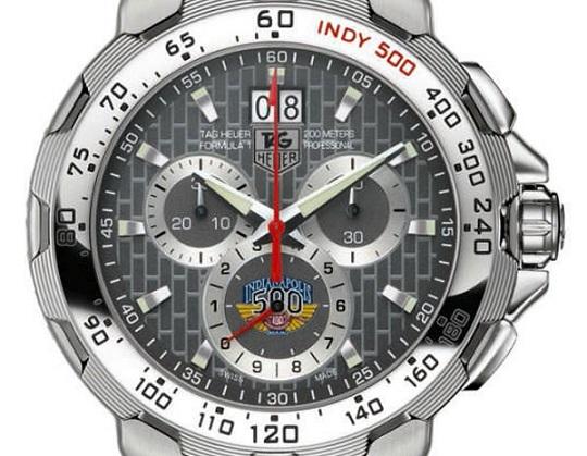 TAG Heuer представила хронограф Indy 500 Centennial