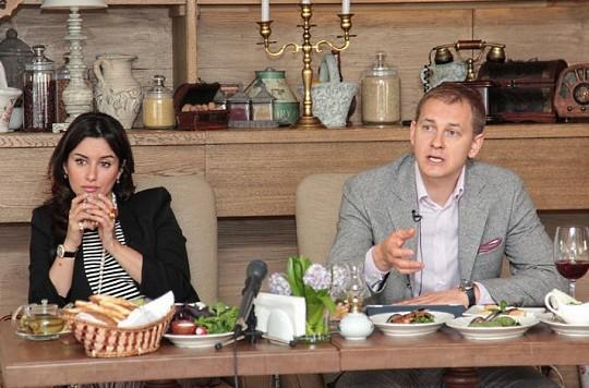 Тина Канделаки создает в России банк будущего