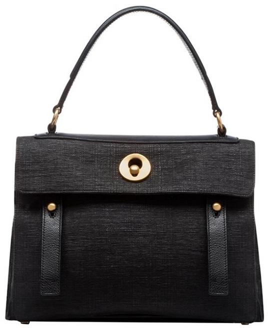 Экологически чистая сумка Yves Saint Laurent