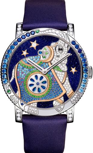 Boucheron представил женские часы Crazy Jungle Hathi