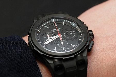Часы C2 Chronograph от Concord