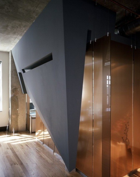 Роскошный дизайн квартиры от студии Beaton and Design