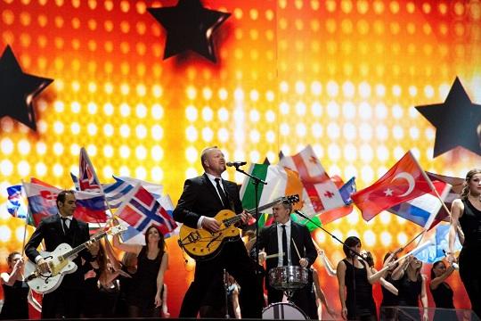 """Финал конкурса """"Евровидение-2011» сегодня"""