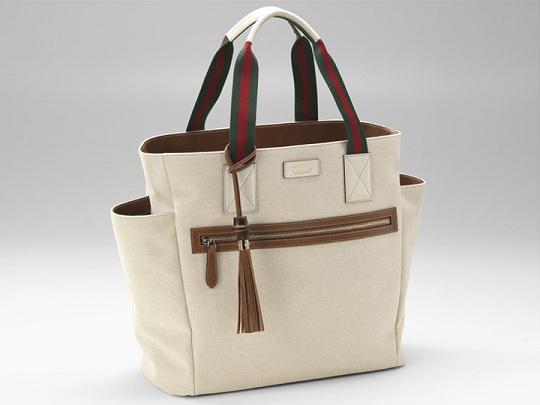Gucci выпустил сумку для мамочек