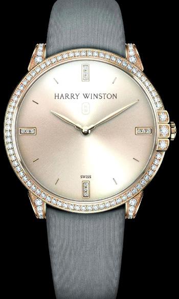 Harry Winston презентовала новую коллекцию Midnight