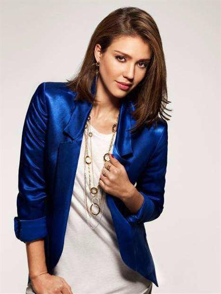 Джессика Альба стала лицом коллекции украшений от Piaget