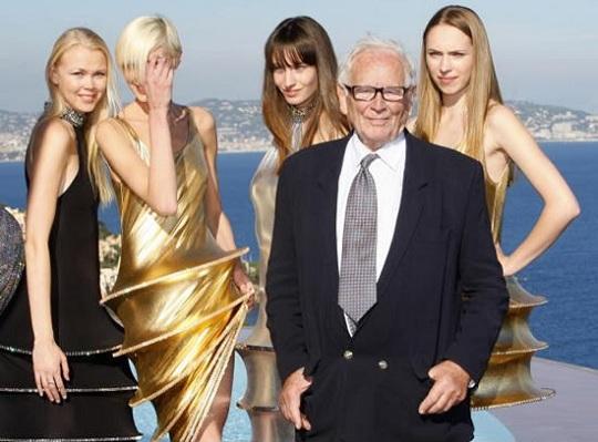 Пьер Карден продает свой бизнес за .46 миллиард