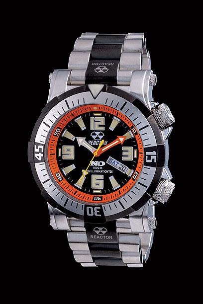Супердайверские часы Poseidon от Reactor