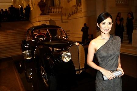 Ральф Лоурен представил в Париже свою коллекцию автомобилей