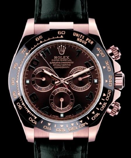 Rolex выпустил хронограф для автогонщиков Oyster Perpetual Cosmograph Daytona
