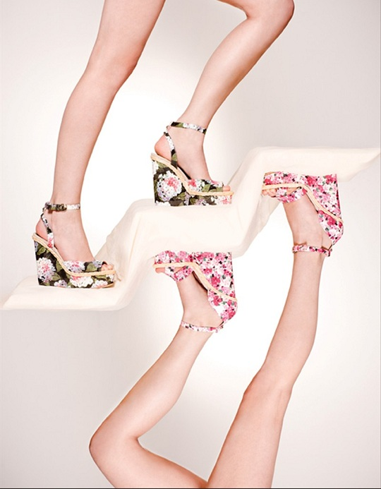 Модная обувь этого лета