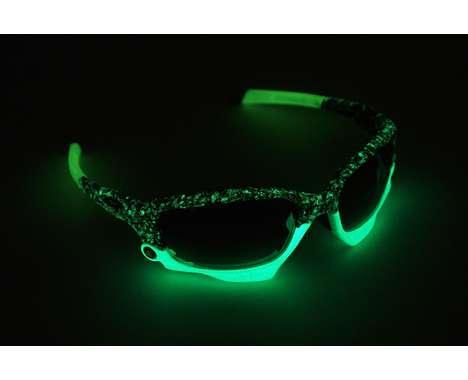 Оригинальные и гламурные очки лета 2011