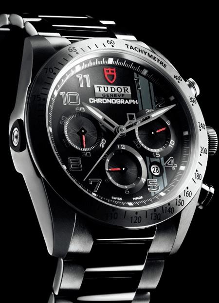 Tudor презентовала спортивную модель часов Fastrider