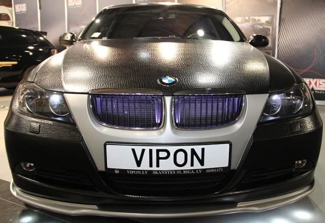 Крокодиловый BMW 318 от Vipon
