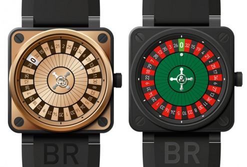 Bell & Ross представил уникальные часы для аукциона Only Watch 2011