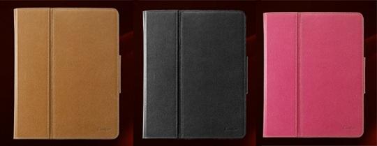 Коллекция кожаных кейсов для iPad от Cartier