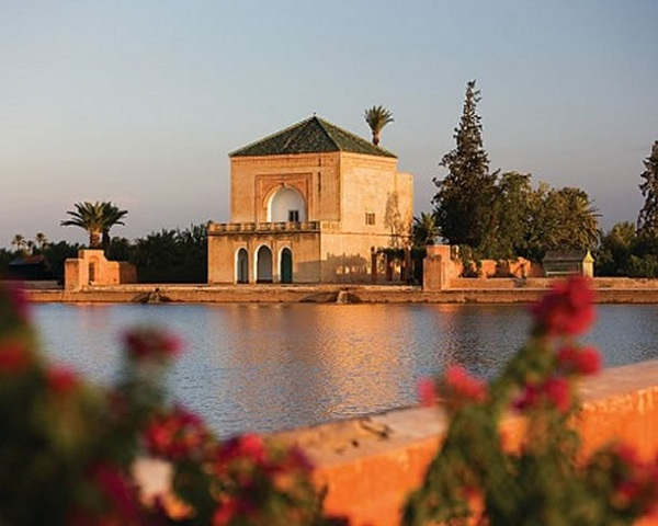 В Марокко открылся отель Four Seasons Marrakech