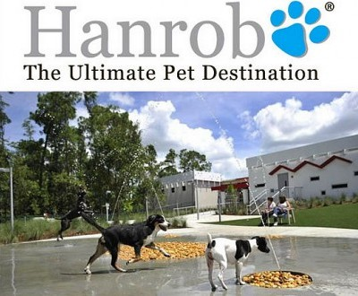 Hanrob - элитный отель для животных в Австралии